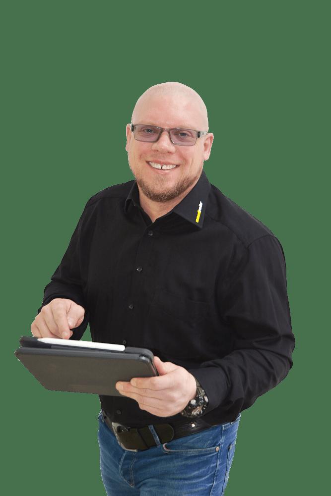 Hauke Koop - Geschäftsführer, Dipl. -Ing